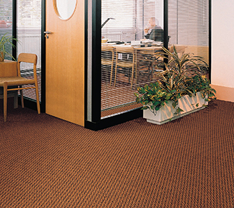 Abbey's staff is trained and skilled in providing carpet and flooring for commercial projects
