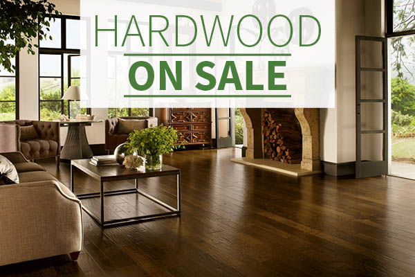 Hardwood Flooring On Sale Now! Visit our showroom for the hottest trends in flooring!